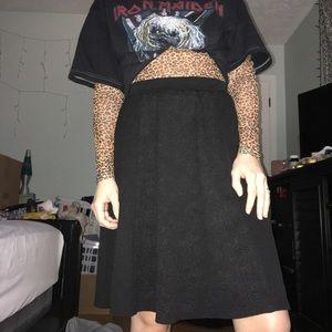 Joe B Black Skirt
